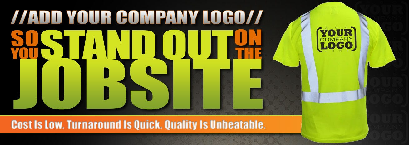 Add Your Company Logo
