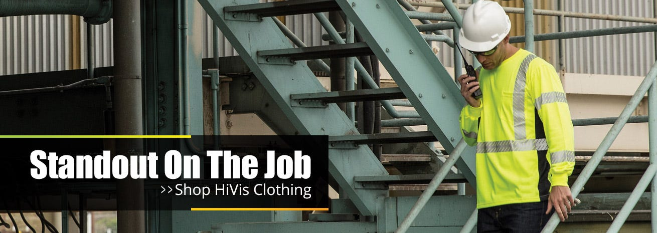Shop HiVis Clothing