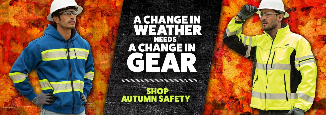 HiVis Supply Autumn Safety