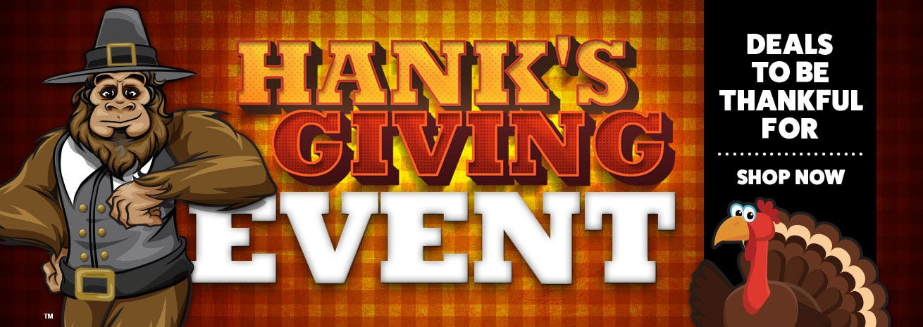 Hanksgiving Event