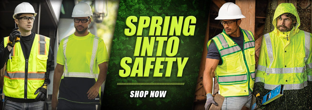 HiVis Supply Spring Safety