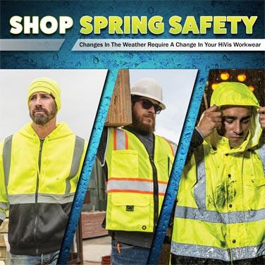 Shop Spring Safety