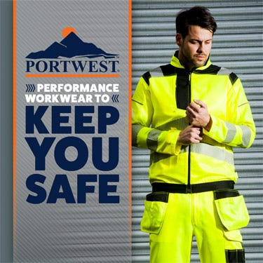 Portwest - Performance Workwear To Keep You Safe
