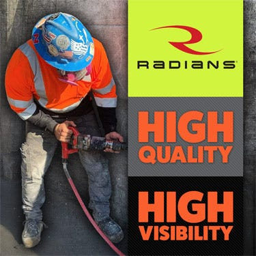 Radians High Quality High Visibility