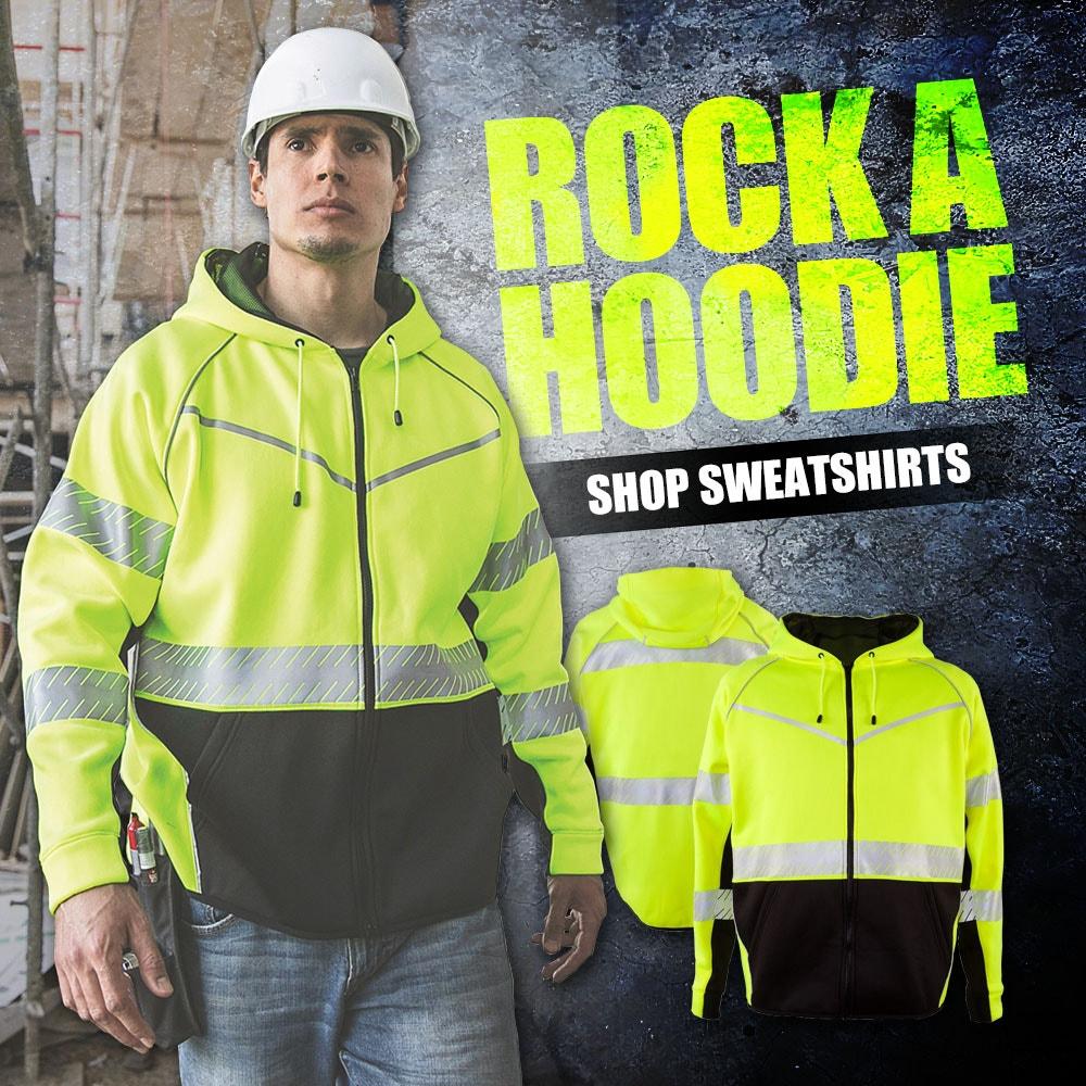 HiVis Sweatshirts