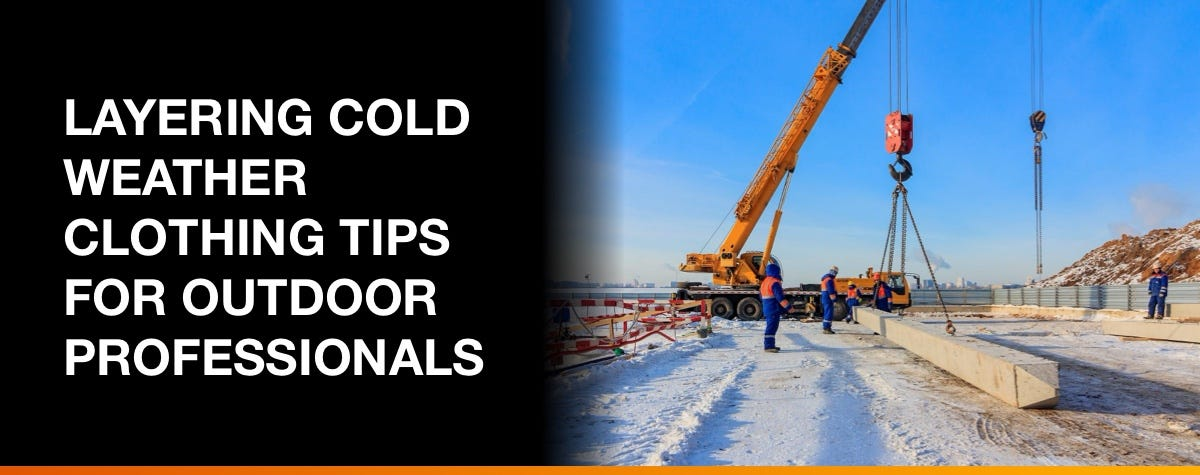 How to Layer Clothes for Cold Weather: Essential Tips for Outdoor Professionals
