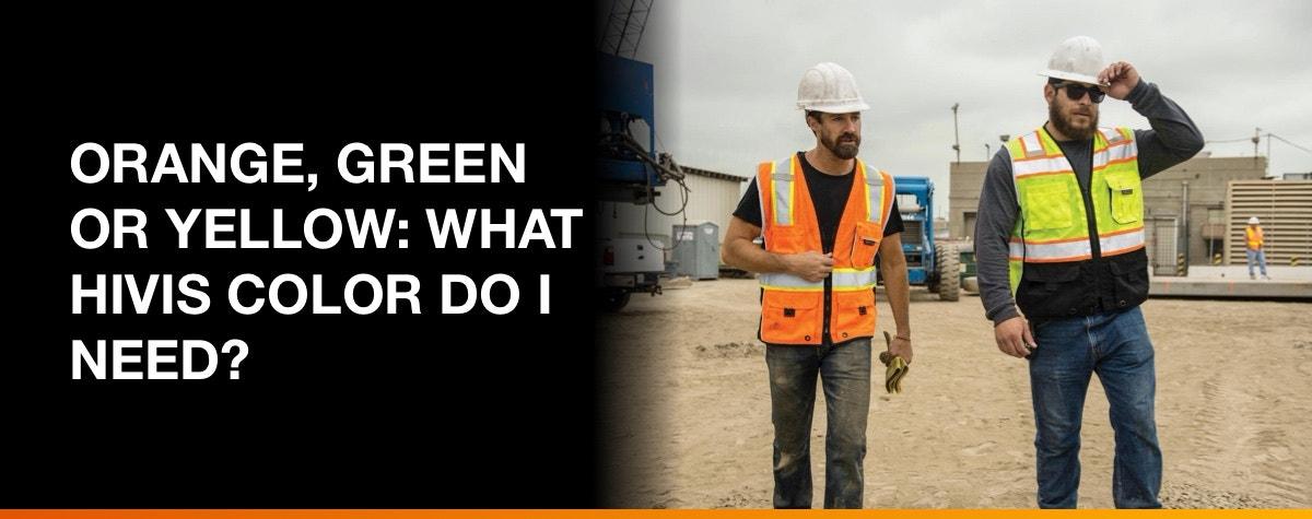 Supervisor Lime Green Hi-Vis High-Vis Visibility Safety Vest//Waistcoat