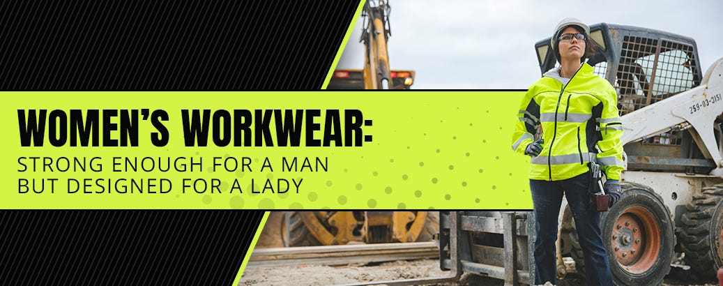 Important Qualities in Women's Workwear