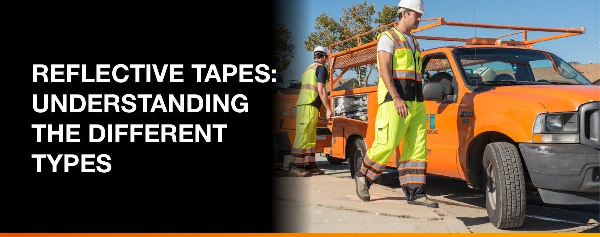 Reflective Tapes: Understanding the Different Types