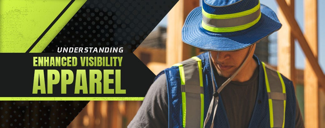 Using Color Identification When High Visibility Isn't Enough: Enhanced Visibility Apparel Explained