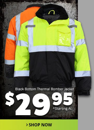 Class 3 Thermal Bomber Jacket