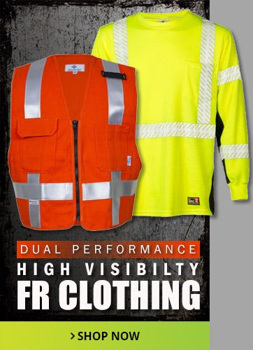HiVis FR Clothing