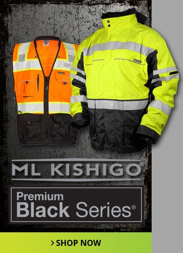 Kishigo Black Series