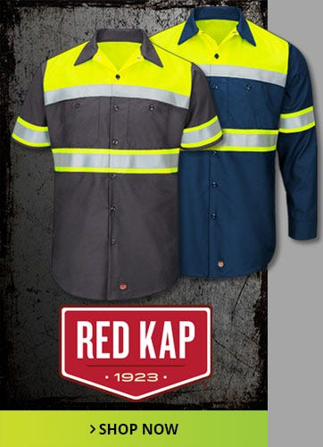 Red Kap Safety