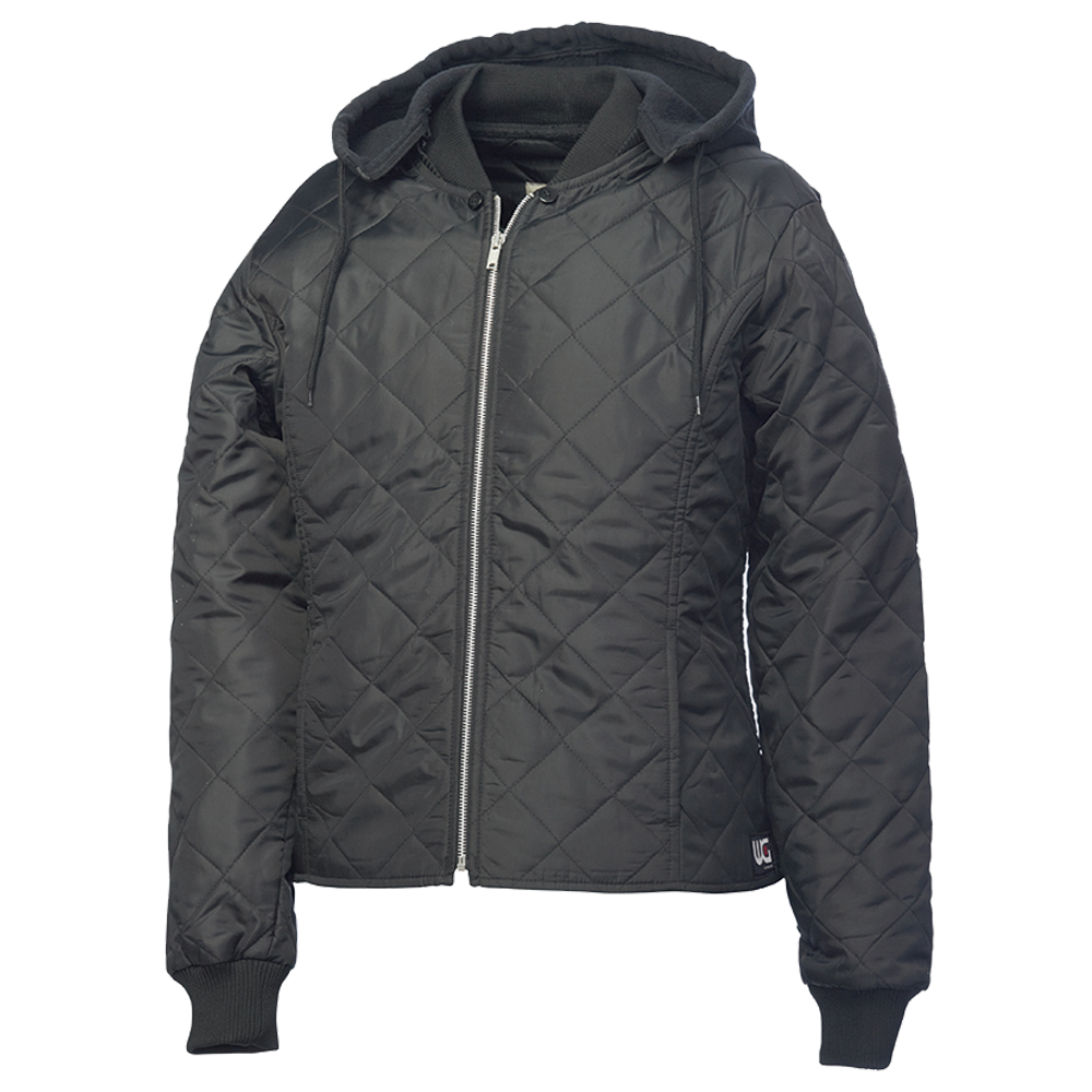 Tough Duck Womens Quilted Freezer Jacket