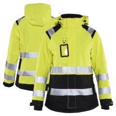 Blaklader 4904 Class 2 Ladies Hi Vis Shell Jacket