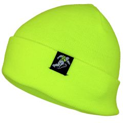 HiVis Supply AH2011 Arctic Series 3M Thinsulate Lined Cuffed Knit Beanie