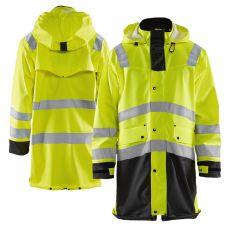 Blaklader 4316 Class 3 Long Rain Coat