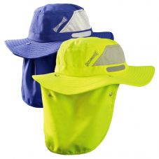 Enhanced Visibility Cooling Ranger Hat w/ Neck Shade