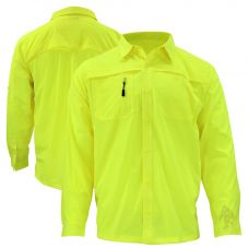 GSS Safety 7507 Onyx Series Non-ANSI Performance Wind Shirt