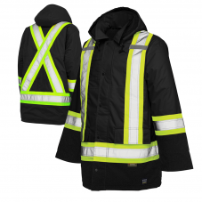 Work King Safety S176 ANSI Class 3 Thermal Parka