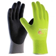 MaxiFlex Ultimate Nylon/Lycra Knit Glove with Nitrile Coated