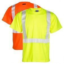 ML Kishigo 9110/9111 Economy Series Class 2 Short Sleeve T-Shirt