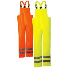 National Safety Apparel R40R ARC H2O Class E FR Rain Bib