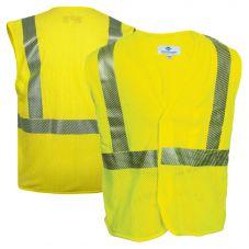 National Safety Apparel V00HA2V CLass 2 FR Mesh Safety Vest