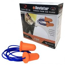 Radians FP81 Deviator Disposable Foam Earplugs