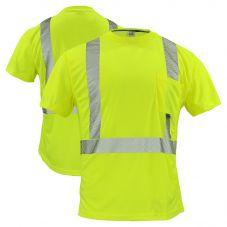 Radians ST31-2 Arctic Radwear Class 2 HiVis Segmented Short Sleeve Cooling Safety T-Shirt