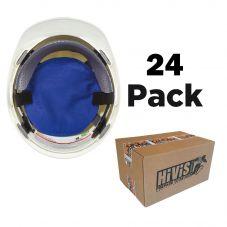 Ergodyne Chill-Its 6715 Evaporative Cooling Hard Hat Pad - Bulk 24 Pack