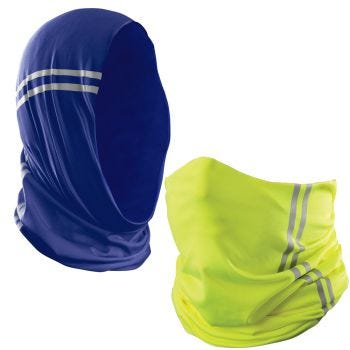 Enhanced Visibility Moisture Wicking Reflective Cooling Multi-Band