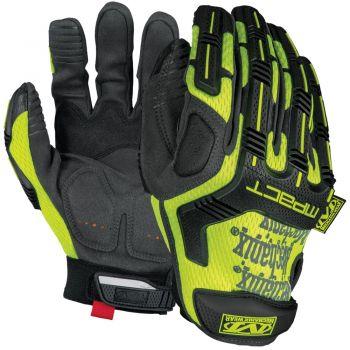 Mechanix Hi-Vis M-Pact SMP Work Glove