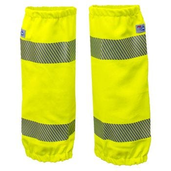 National Safety Apparel L05TVCE FR Class E CAT 2 Leg Gaiters