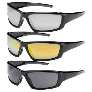PIP Bouton Optical Sunburst Anti-Scratch Safety Glasses