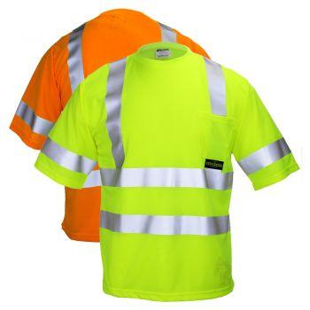 Radians ST11-3 Max-Dri Class 3 Short Sleeve T-Shirt