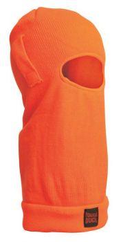 Tough Duck Fleece Lined Balaclava - orange
