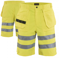 Blaklader 1635 HiVis Work Shorts