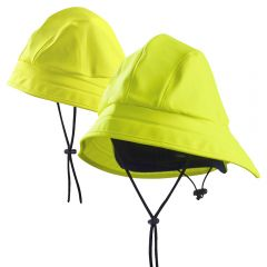 Blaklader 2009 Adjustable Fleece Lined Rain Hat