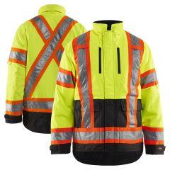 Blaklader 4928 Class 3 HiVis Quilt Lined Safety Jacket | Parent