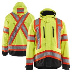 Blaklader 4938 Class 3 HiVis Contrast Shell Safety Jacket