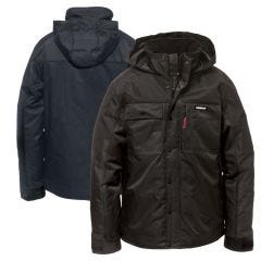 CAT 1313004 Durable Oxford Reinforced Insulated Twill Jacket