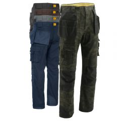 CAT C172 Poly/Cotton Durable Trademark Trouser
