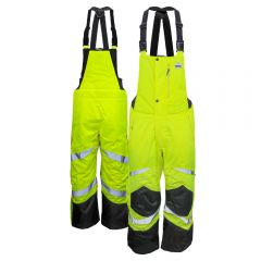 Ergodyne 8928 Class E HiVis Insulated Safety Bibs