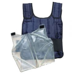 EZ-Cool Phase Change Cooling Vest w/ Replacement Packs