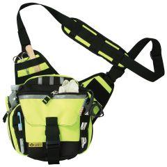 Enhanced Visibility 900D Multi-Functional Shoulder Bag