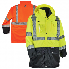 GloWear 8388 Type R Class 3 Thermal Jacket Kit