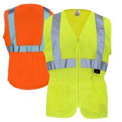 GSS Safety HiVis Class 2 Ladies Vest 7803/7804