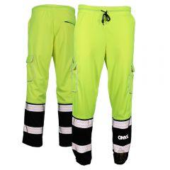GSS Safety 8715 Onyx Series Class E Teflon Sweat Pants